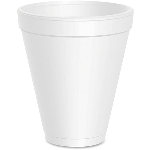 12 oz. Drink Foam Cup (Carton of 1,000) DCC12J16
