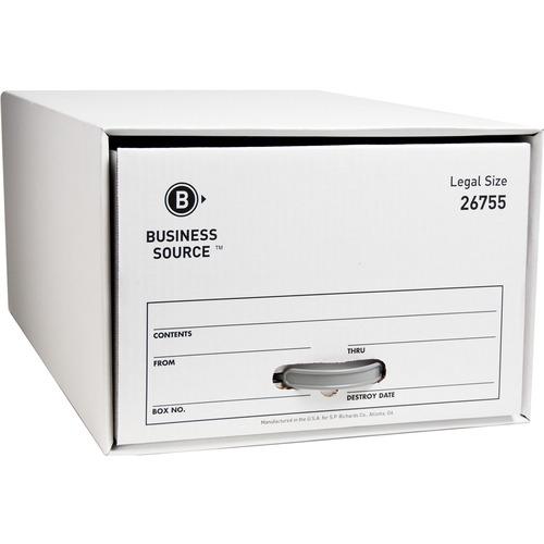 Business Source File Storage Drawer