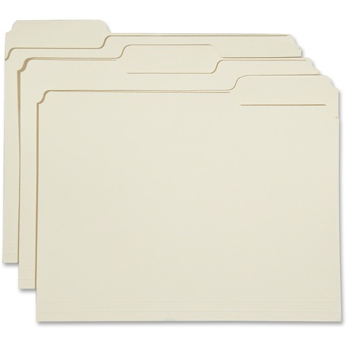 SKILCRAFT 7530-01-583-0556 Reinforced Top Tab File Folder NSN5830556