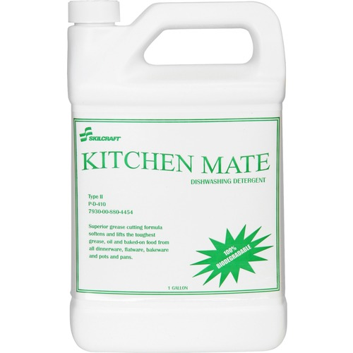 Skilcraft Kitchen Mate Dishwashing Detergent NSN8804454