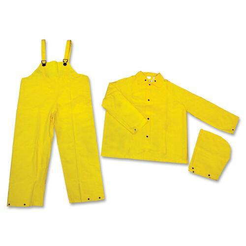 MCR Safety Three-piece Rain Suit MCS80067
