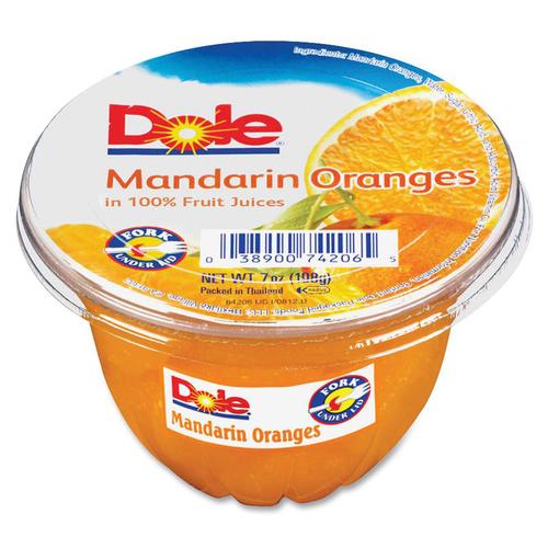 Dole Fruit Cup DFC74206011