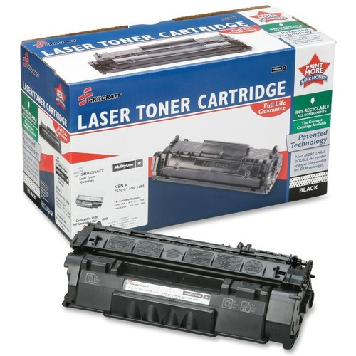 Skilcraft Toner Cartridge NSN5901498