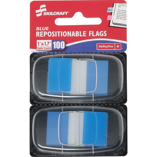 Skilcraft Colorful Self-stick Flag NSN3152021