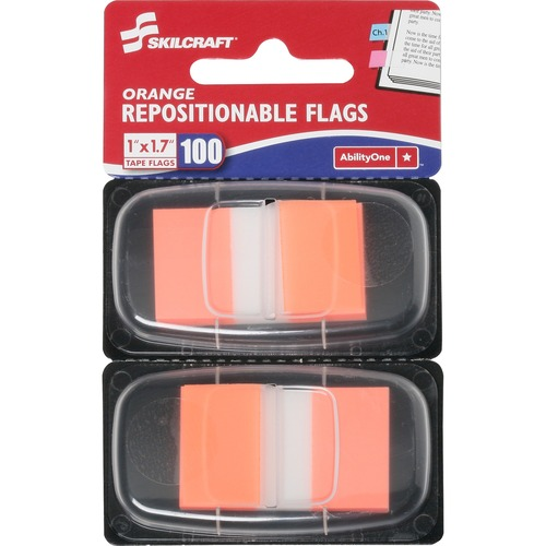 Skilcraft Colorful Self-stick Flag NSN3152023