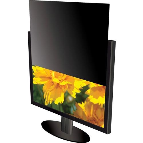 Kantek Secure-View SVL18.5W Privacy Screen Filter Black KTKSVL185W-BULK
