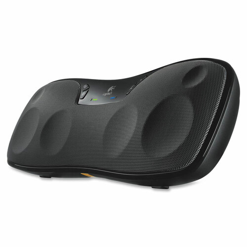 Logitech S-00116 2.0 Speaker System - 20 W RMS - Wireless Speaker(s) - Black LOG984000181