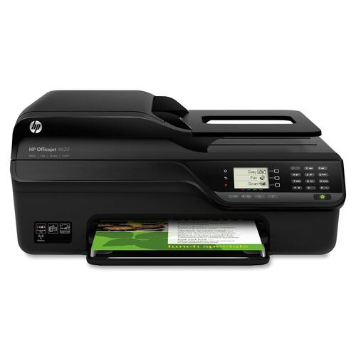 HP Officejet 4620 Inkjet Multifunction Printer - Color - Photo Print - Desktop HEWCZ152A