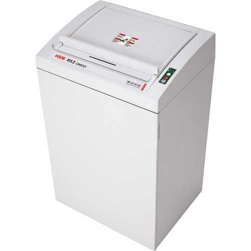HSM Classic 4112 HS L6 Optical Media Shredder