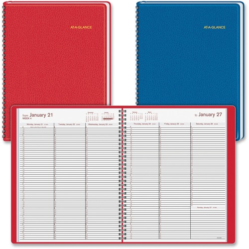 At-A-Glance Fashion Colors Weekly Appointment Book AAG7094000