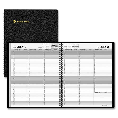 AT-A-GLANCE Portable Weekly Appointment Book AAG7095805