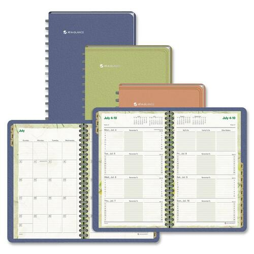 At-A-Glance Life Links Weekly/Monthly Appointment Book AAG70LL2A00