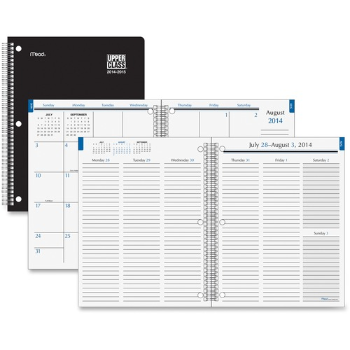 At-A-Glance Upper Class Weekly/Monthly Student Planner AAGTL80010
