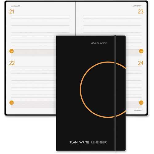 At-A-Glance Undated Planning Notebook