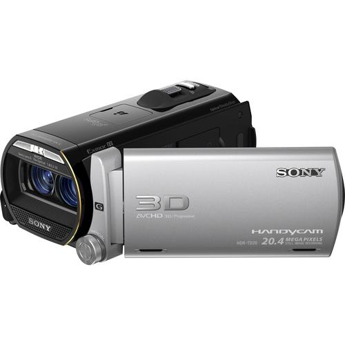 Sony Handycam 3D Digital Camcorder - 3.5
