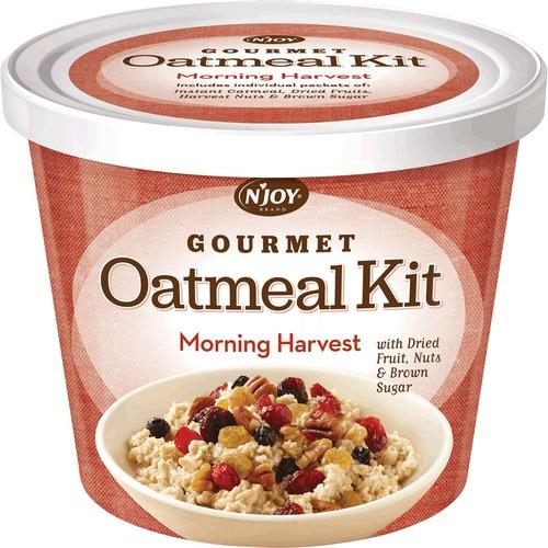 Njoy Gourmet Morning Harvest Oatmeal SUG40772
