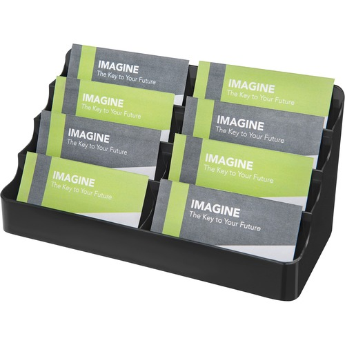 Deflect o 8 compartment business card holder colourmoves