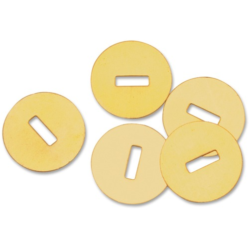 Gem Office Products Brass Washers photo