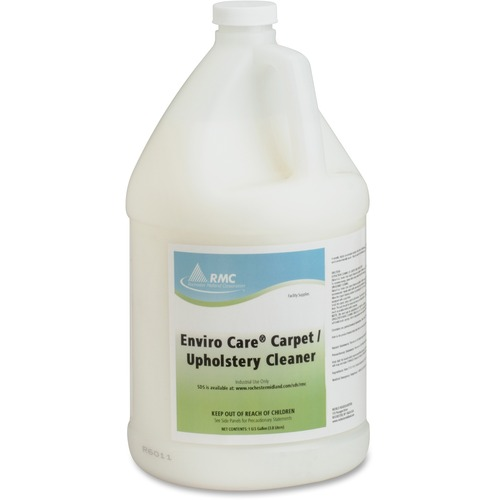 RMC Enviro Take responsibility for Upholstery Cleaner