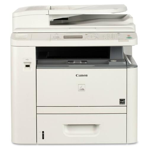 Canon imageCLASS D1320 Laser Multifunction Printer - Monochrome - Plain Paper Print - Desktop CNMICD1320