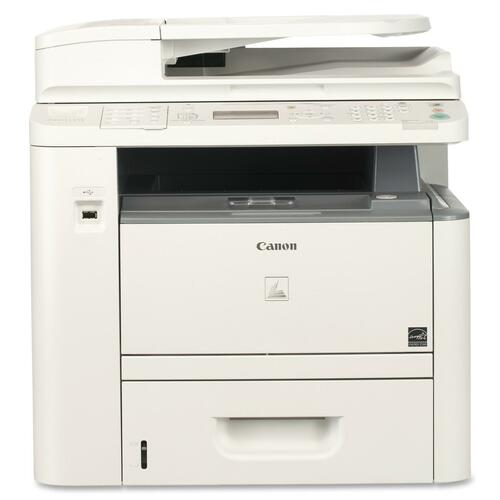 Canon imageCLASS D1370 Laser Multifunction Printer - Monochrome - Plain Paper Print - Desktop CNMICD1370