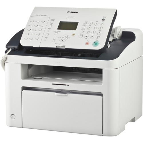 Canon FAXPHONE L100 Laser Multifunction Printer - Monochrome - Plain Paper Print - Desktop CNML100