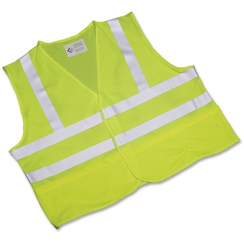 Skilcraft High-visibility Safety Vest NSN5984868