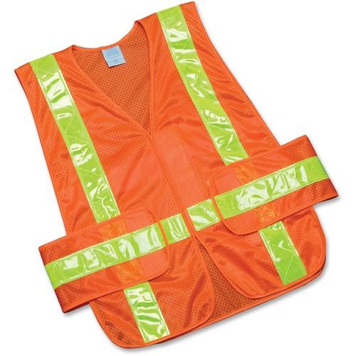 Skilcraft 360-degree Visibility Safety Vest NSN5984873