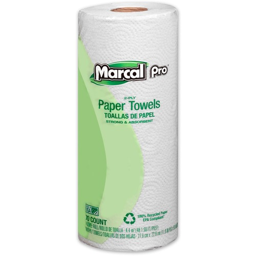 Marcal Pro Two-ply Kitchen Paper Towels MRC610