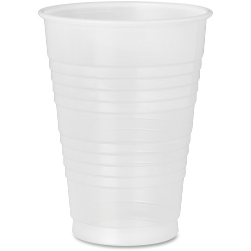 SOLO Cup Company Galaxy Translucent Cups, 12oz, 1000/Carton SCCY12JJ