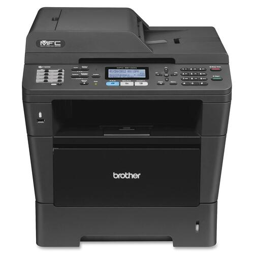 Brother MFC-8510DN Laser Multifunction Printer - Monochrome - Plain Paper Print BRTMFC8510DN