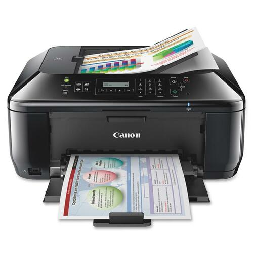 Canon PIXMA MX432 Inkjet Multifunction Printer - Color - Photo Print - Desktop CNMMX432