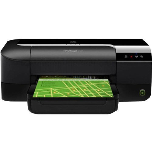 HP Officejet 6100 H611A Inkjet Printer - Color - 4800 x 1200 dpi Print - Photo Print - Desktop HEWCB863A