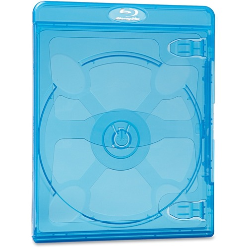 Blu-Ray DVD Cases Bulk (25pk) VER97970-BULK