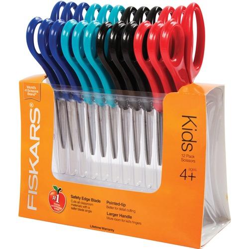 Fiskars Pointed Tip Class Pack Scissors FSK95037197J