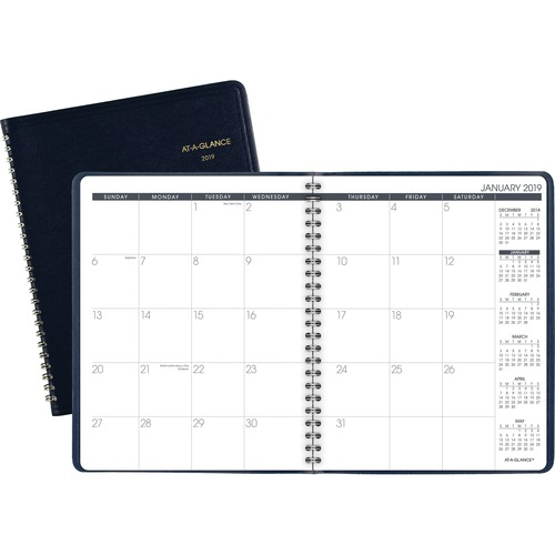 At-A-Glance Classic Monthly Planner AAG7012020