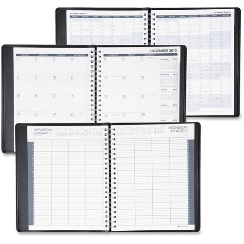 At-A-Glance 8-Person Daily Appointment Book AAG7021274