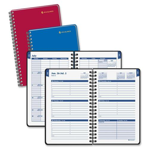At-A-Glance College Student Weekly/Monthly Appointment Book AAG70CP2200