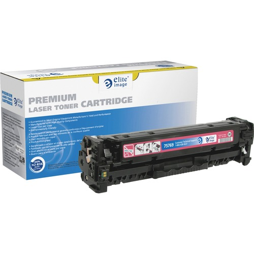 Elite Image Toner Cartridge - Remanufactured for Canon (CRTDG118MA) - Magenta ELI75769