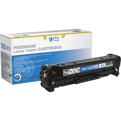 Elite Image Toner Cartridge - Remanufactured for HP (CE410X) - Black ELI75807