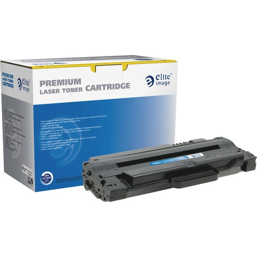 Elite Image Toner Cartridge - Remanufactured for Samsung (MLTD105L) - Black ELI75821