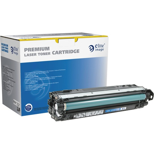Elite Image Toner Cartridge - Remanufactured for HP (CE740A) - Black ELI75859