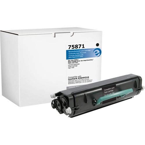 Elite Image 75871 Remanufactured Toner Cartridge ELI75871