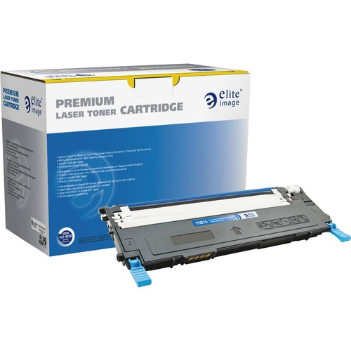 Elite Image Toner Cartridge - Remanufactured for Samsung (CLT-C409S) - Cyan ELI75874