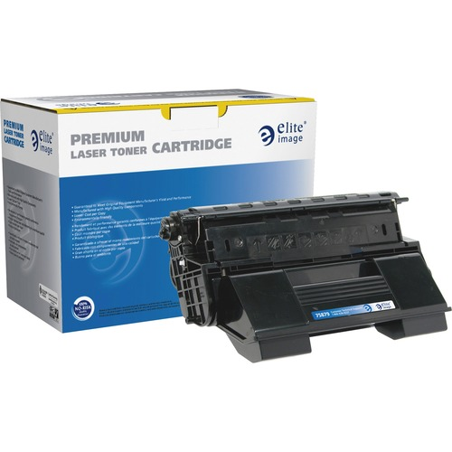 Elite Image Toner Cartridge - Remanufactured for Xerox (R00656, R00657) - Black ELI75879