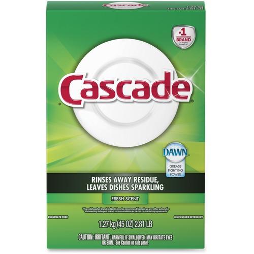 Cascade Dishwashing Electricity