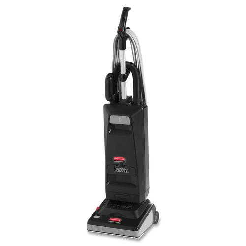 "Rubbermaid 12"" Manual Height Upright Vacuum RCP1868440"