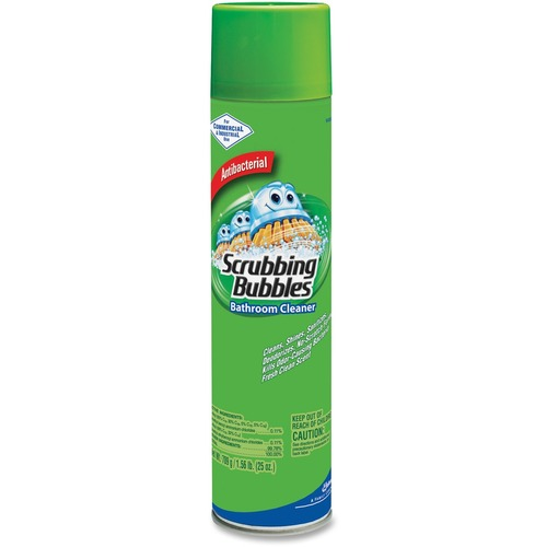 American Paper & Twine Co. | Scrubbing Bubbles Bathroom ...