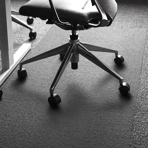 Cleartex XXL Rectangular Polycarbonate Chairmat FLR1115015023ER