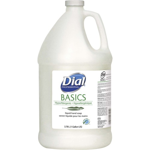 American Paper Amp Twine Co Dial Basics Liquid Hand Soap